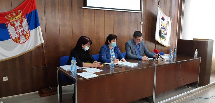 Одржана 8. седница Општинског већа