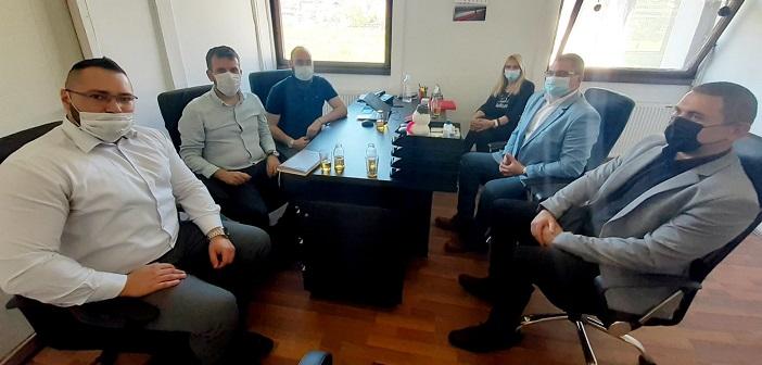 Представници локалне самоуправе на састанку са власницима ОРМО компаније